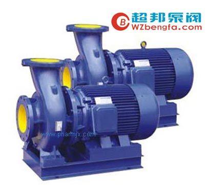 臥式不銹鋼防爆管道增壓泵