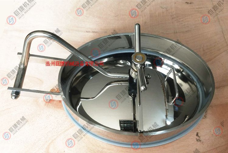 設備配件不銹鋼橢圓人孔、內開橢圓人孔