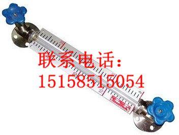 玻璃管液位计 法兰式玻璃管液位计