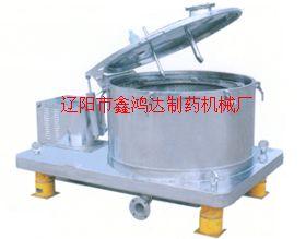 分離機SD型三足式吊袋卸料