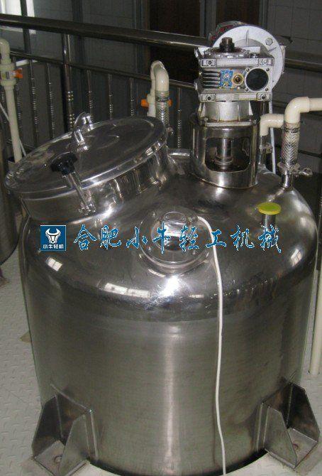 不銹鋼反應釜 反應罐