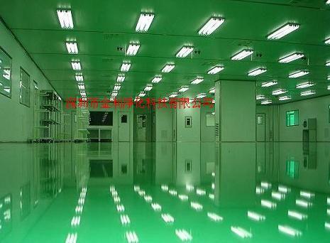 广州市医疗器械无尘车间设计装修
