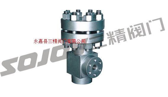 A42Y-1000全啟式超高壓安全閥