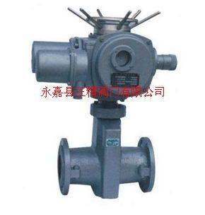 GJ941X-10鑄鐵氣動法蘭管夾閥