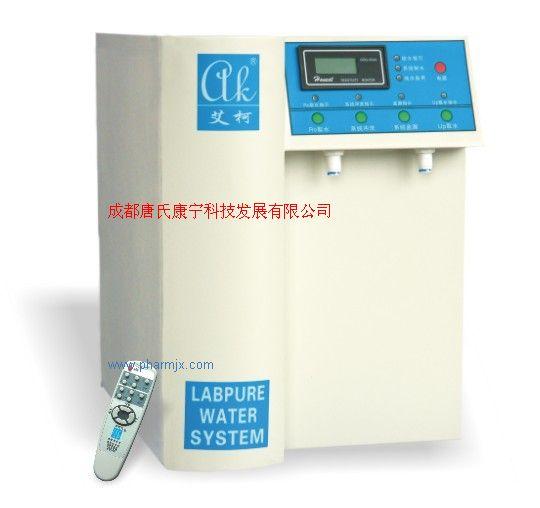 艾柯理化檢測型、基因研究型實驗室超純水機系列