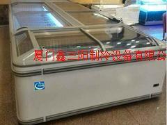 廈門品牌好的組合式冷凍島柜廠家批發 組合式冷凍島柜出售