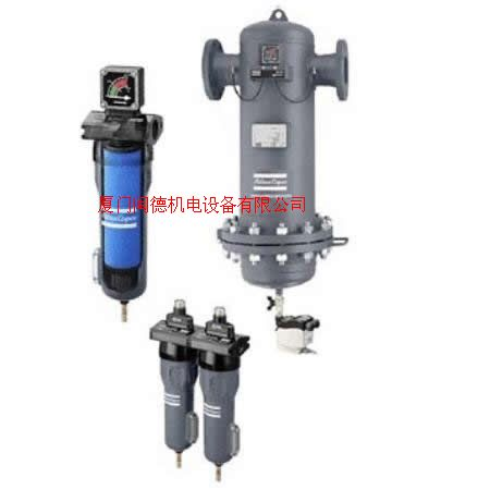 阿特拉斯空壓機精密過濾器|管道過濾器