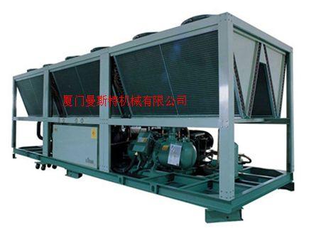 制藥冷水機 冷水機 工業冷水機 冷凍機  風冷式螺桿單壓縮機機組