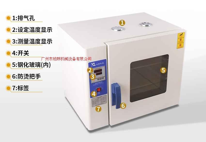 廣州旭朗智能恒溫烤箱的鼓風機的作用