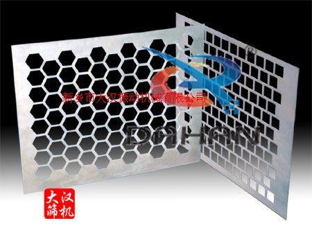 医药、化学筛分技术筛分机械之振动筛筛板