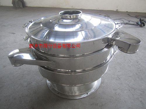 厂家生产供应圆形震动筛  不锈钢筛分机