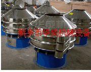專業生產三次元不銹鋼振動篩分機