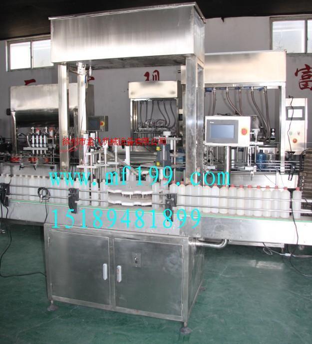 廠家直銷:供應灌裝機 徐州灌裝機 液體灌裝機 膏體灌裝機