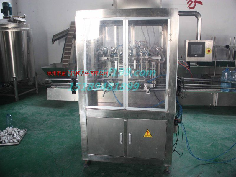 廠家直銷:供應果醬灌裝機  灌裝機 液體灌裝機 膏體灌裝機