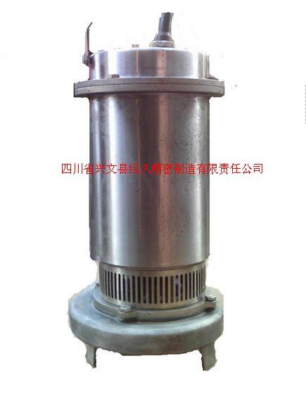 小型不銹鋼潛水泵