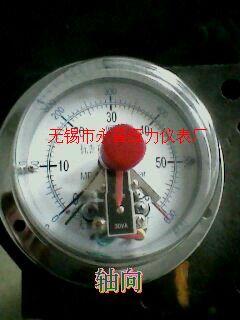 不锈钢隔膜电接点压力表