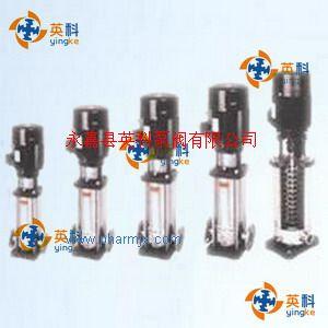 QDLF輕型立式不銹鋼多級泵