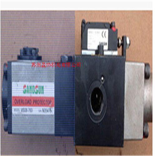 山田順(SANDSUN)沖床氣壓過載保護油泵VA08-560
