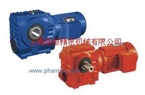 S系列蝸輪蝸桿減速機