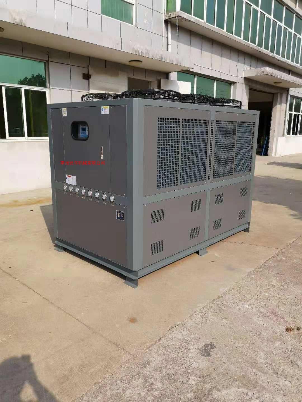 陕西反应釜控温制冷机 陕西螺杆式制冷机组 陕西螺杆式冷水机组
