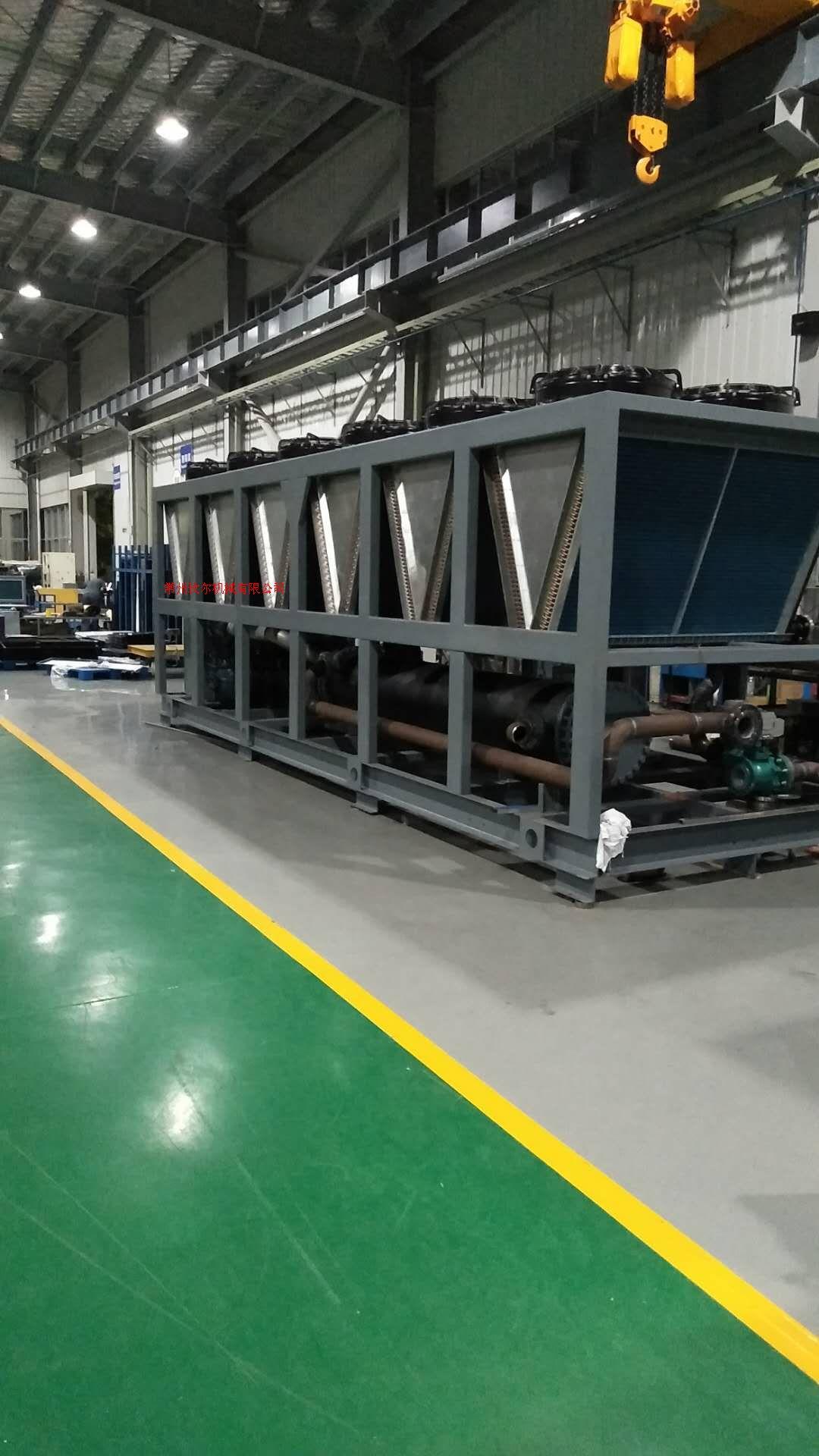 常州低溫螺桿冷凍機  超低溫冷水機廠家供應