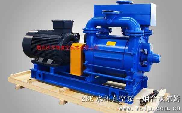 2BE1液环真空泵及压缩机|沃尔姆水环式真空泵
