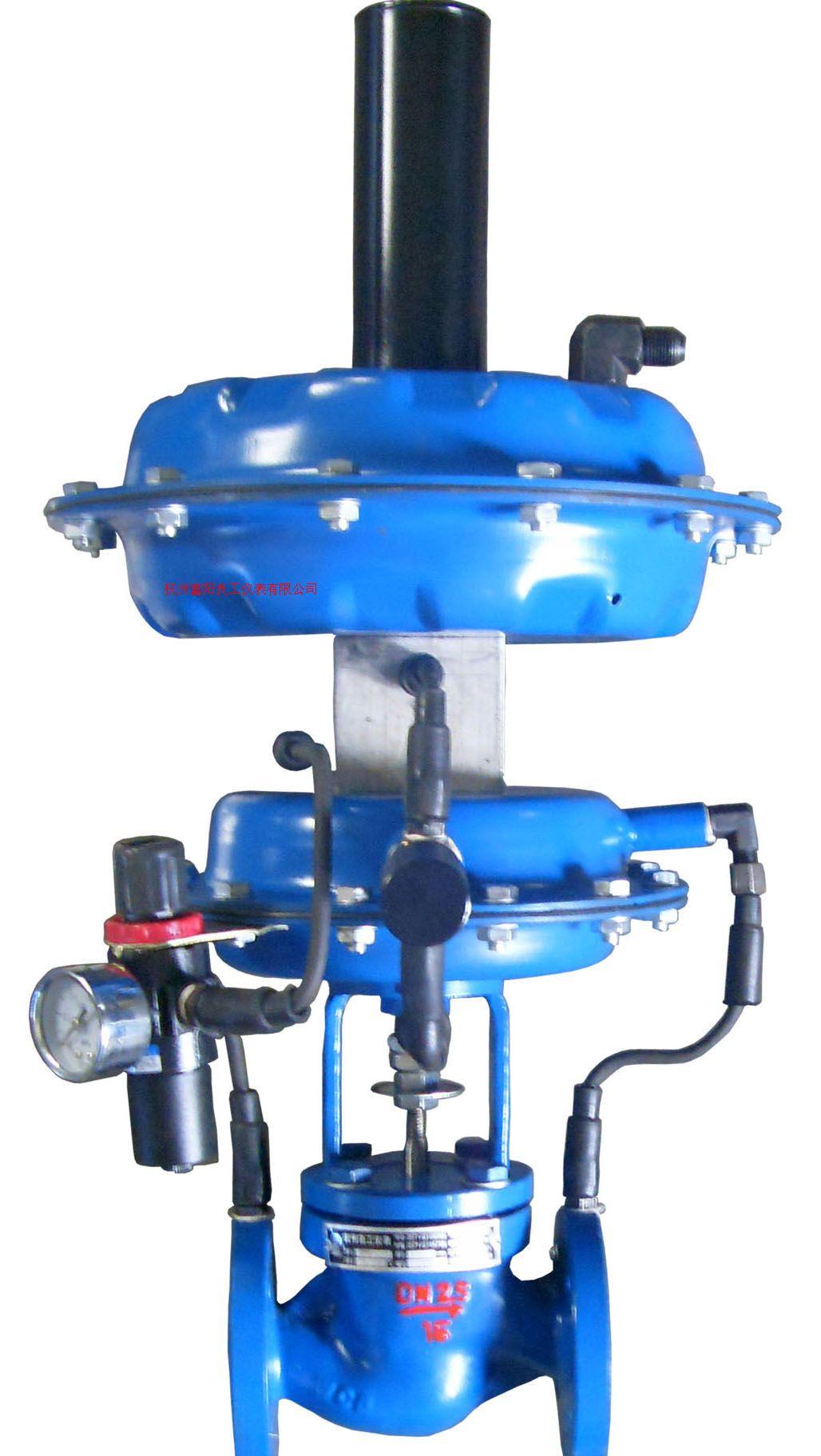 ZZYVP帶指揮器調壓閥(氮封閥)泄氮閥
