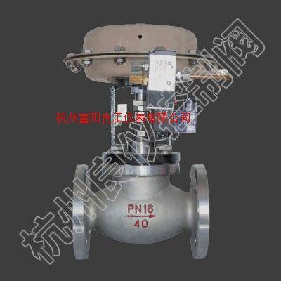 ZMQ(ZSQ)型气动薄膜(活塞)切断阀