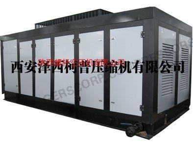 中高壓螺桿空壓機EZF160