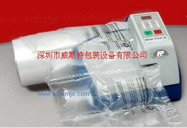 緩沖氣墊膠膜充氣制造機
