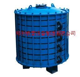 搪瓷冷凝器/碟片式冷凝器/搪瓷片式冷凝器/反應釜用冷凝器/反應釜用冷卻器/換