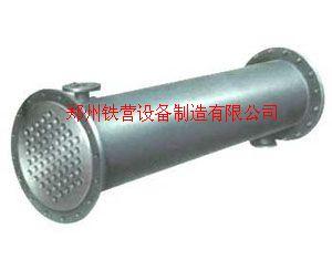 列管式冷凝器/不銹鋼冷凝器/反應釜用冷凝器/換熱器