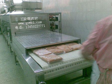 微波食品解冻设备
