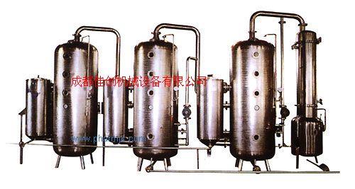 三效蒸发浓缩器