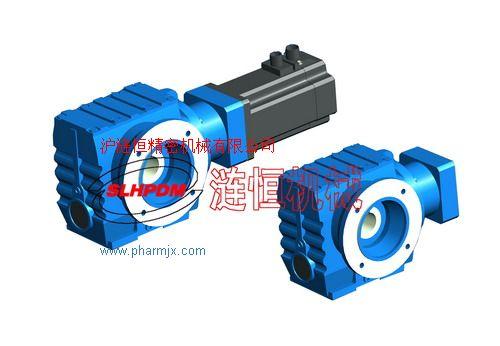 LC系列精密伺服蜗轮蜗杆减速机