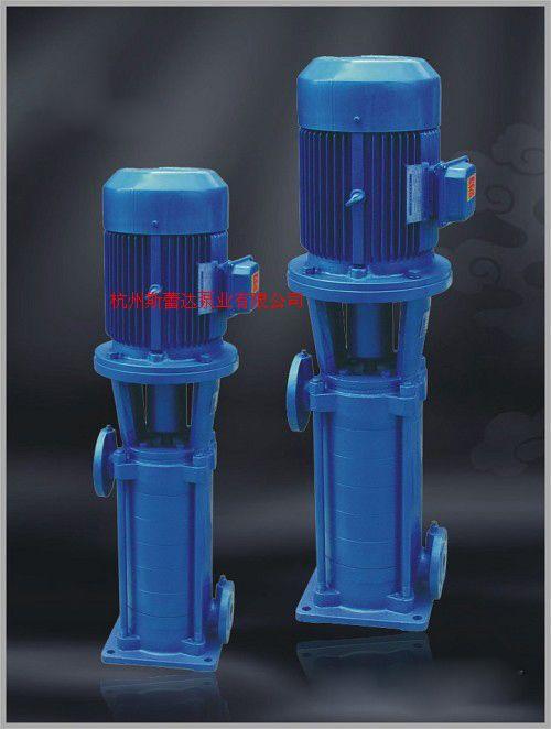 LG-B便拆式多級管道離心泵