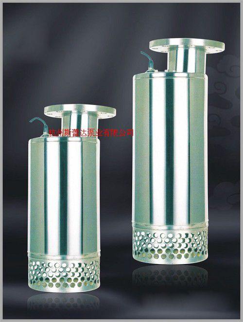 SQN不銹鋼潛水泵