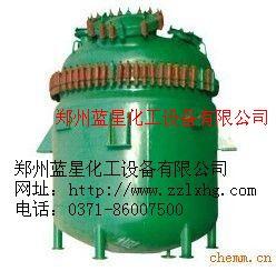 電加熱搪瓷反應釜