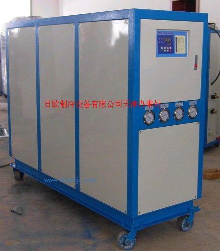 制冷機1天津真空鍍膜冷水機橡膠混煉冷水機