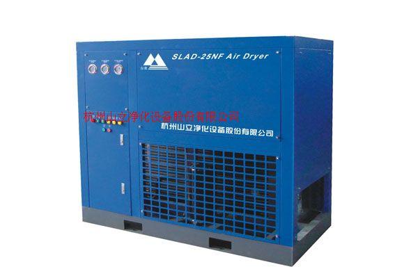 供應常、高溫風冷型冷干機*產品