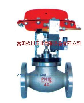 ZMQ/ZSQ型气动薄膜/活塞切断阀