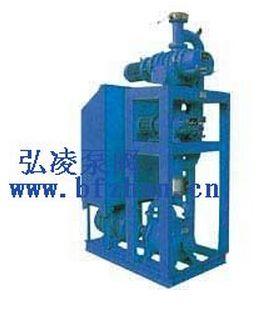 供應JZJS70-2羅茨泵水環泵機組