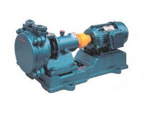 供应SZB-4水环式真空泵