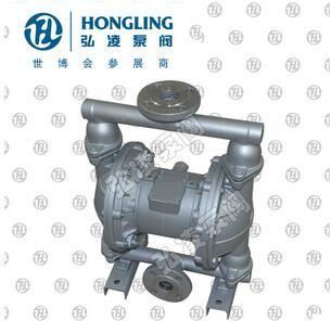 供应QBY-65不锈钢隔膜泵