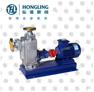 供应40ZW15-30不锈钢自吸排污泵