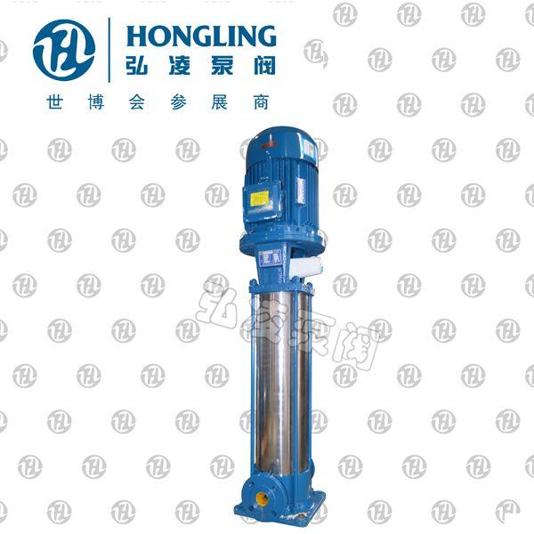 25GDL2-12*3型立式管道多級離心泵,單吸多級離心泵