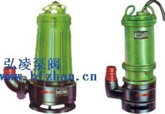 供应WQK8-12带切割排污泵,潜水排污泵,无堵塞排污泵