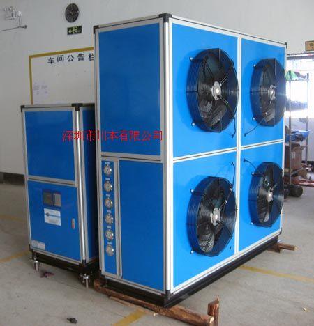供應風冷式分體式冷水機,風冷式分體式凍水機,分體式精密冷水機,分體風冷式制冷機,