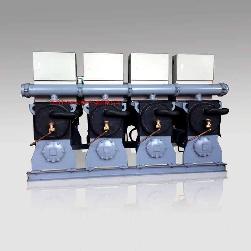水冷模塊式工業冷凍機組