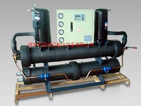 SCY開放式冷水機,水冷渦旋式工業冷水機組